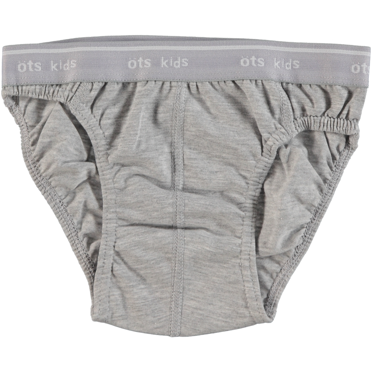 Öts Gray Panties Boy Age 6-12