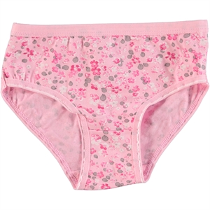 Öts Pink Panties Girl Child Aged 2-12
