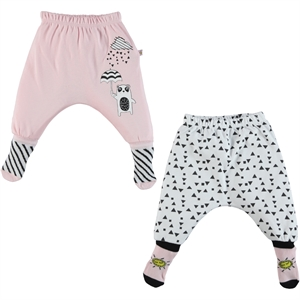 Babycool Oh baby, booty baby girl 2-Gang single child 3-12 months powder pink