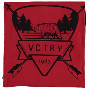Victory Baby boy Red Blanket 80x80 Cm