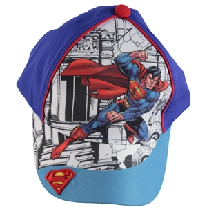 Uğur Boy Superman Hat Blue 2-5 Years