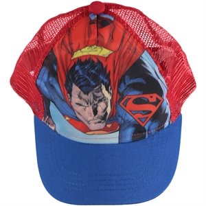 Uğur Boy's Superman Red Hat 2-5 Years (1)