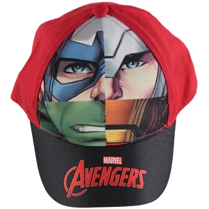 Uğur Boy's Red Avengers Hat 2-5 Years