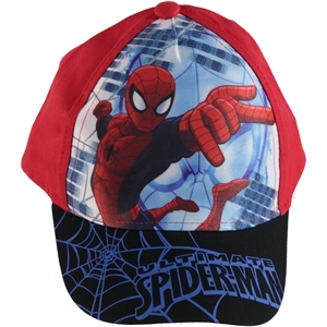 Spiderman Boy Red Hat 2-5 Years