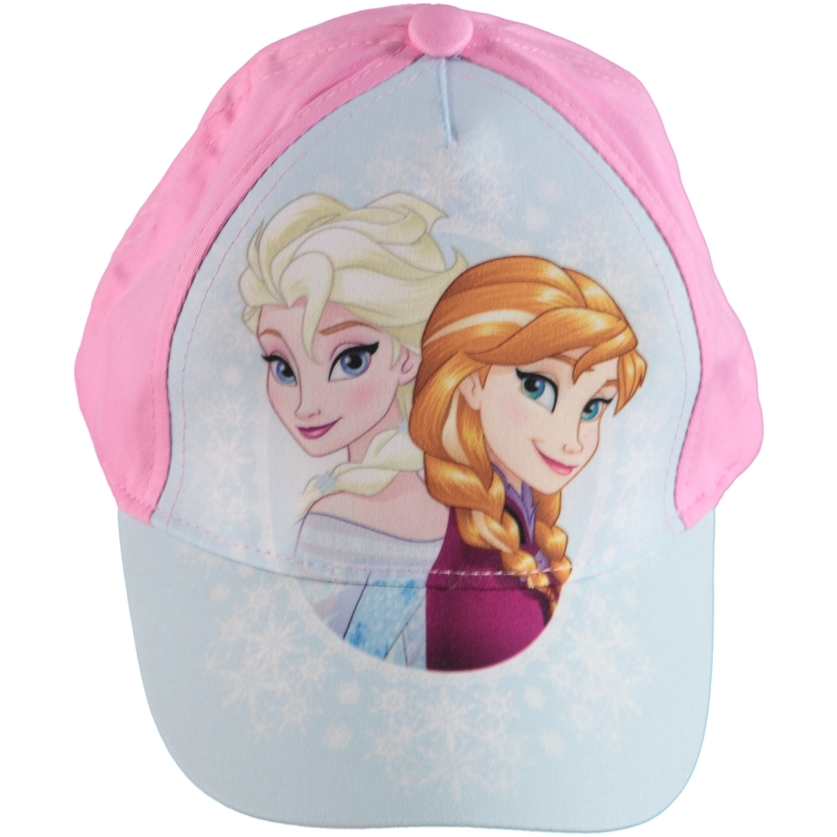 Frozen Disney Girl's Hat Pink 2-5 Years