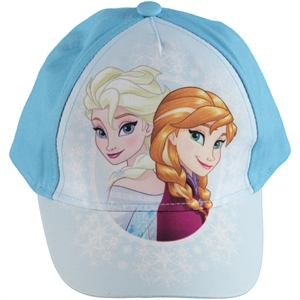 Frozen Disney Boy Girl Hat Blue 2-5 Years