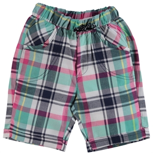 Kumru 2-5 Years Mint Green Boy Shorts