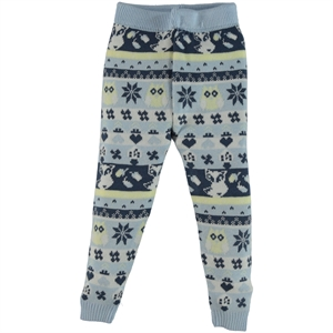Mastika Blue Tights Girl Age 1-7
