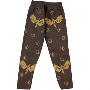 Mastika Brown Tights Girl Age 1-9