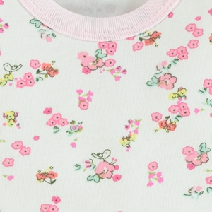 Civil Baby 3-36 Months Baby Girl Pink Bodysuit With Snaps (2)