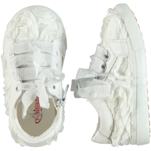 Missiva White Baby Shoes 21-25 Number (1)