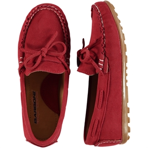 Barbone Shoes Red Numbers 31-35 Boy