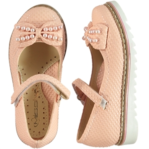 Missiva 26-30 Number Of Children's Shoes Ballet Flats Powder Pink