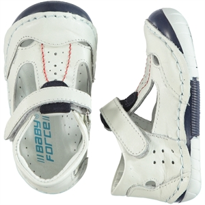 Baby Force First Step Baby Shoes White Number 19-22 (1)