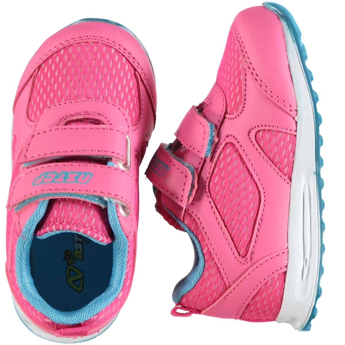 Nstep Baby Sneakers Fuchsia 21-25 Number