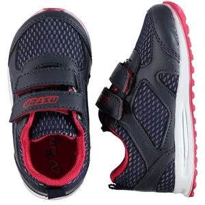 Nstep Navy Blue Baby Sneakers 21-25 Number