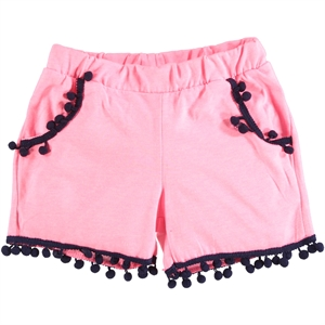 Civil Girls Age Girl Boy Shorts 6-9 Pink