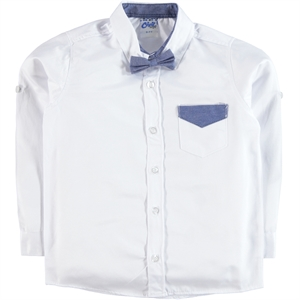 Civil Boys Boy Shirt White 2-5 Years