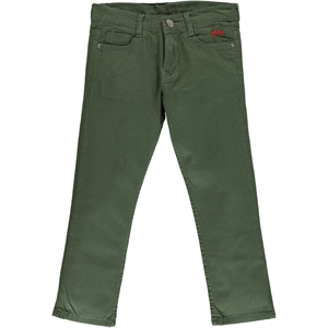 Civil Boys Khaki Linen Pants Boy Age 10-13