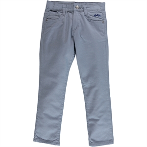 Civil Boys Boy Linen Pants Indigo The Ages Of 10-13