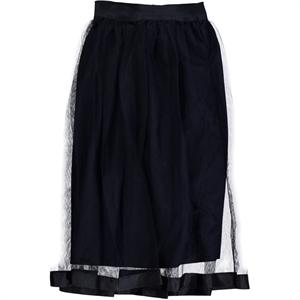 Missiva Navy Blue Skirt Girl Age 6-9