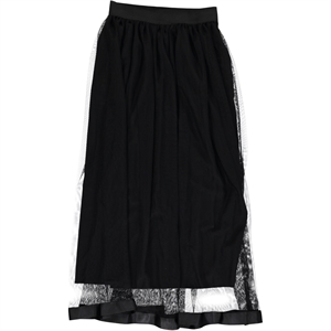 Missiva Black Skirt Girl Age 6-9