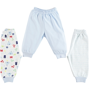 Misket Only the lower baby boy 3-months 1-9, blue