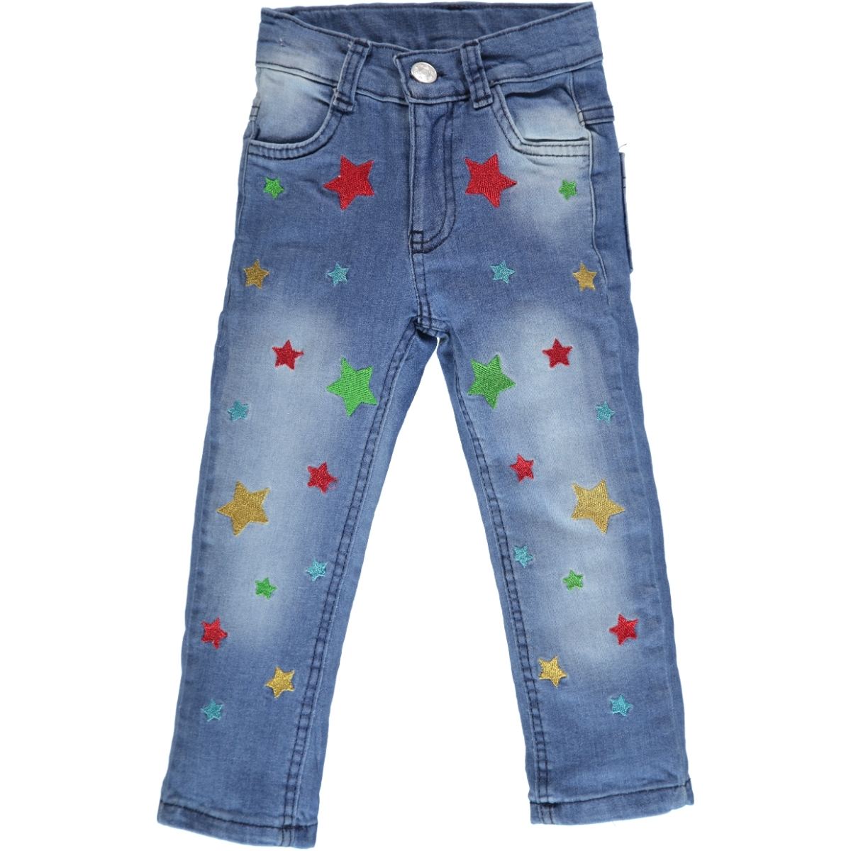 Civil Boys 2-5 Years Blue Jeans Boy