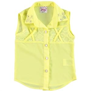 Civil Girls Yellow Shirt Boy Girl Age 6-9
