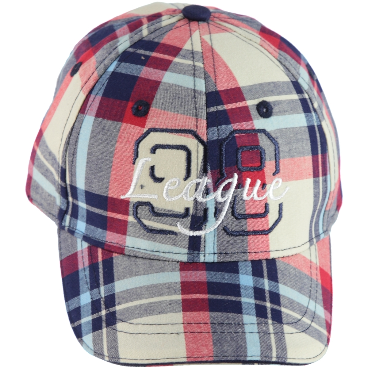 Kitti Boy Red Cap Hat Ages 4-8
