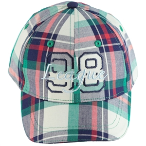 Kitti Yesil Hat Cap Boy Ages 4-8