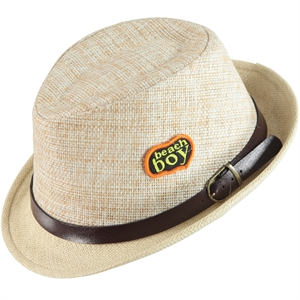 Kitti Beige Boy Hat 6-12 Years (1)
