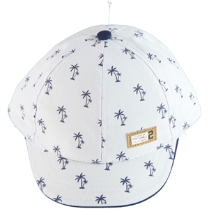 Kitti Age 1-4 Boy Cap Hat White