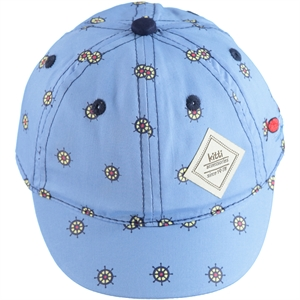 Kitti 0-18 Months Baby Boy Blue Cap Hat (1)