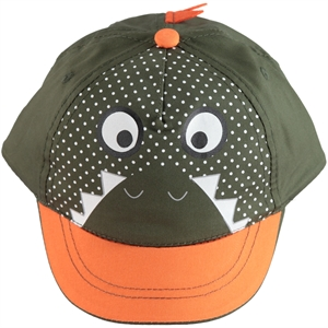 Kitti Age 1-4 Boy Yesil Hat