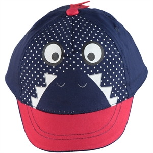 Kitti Age 1-4 Boy Hat Navy Blue