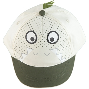 Kitti Age 1-4 Boy Ecru Hat