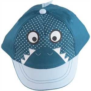 Kitti Age 1-4 Boy Hat Indigo