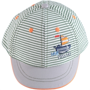 Kitti Age 1-4 Boy Yesil Hat Cap