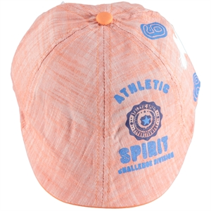 Kitti Salmon Boy Hat Ages 4-8