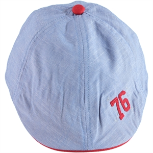 Kitti Blue Boy Hat Ages 4-8