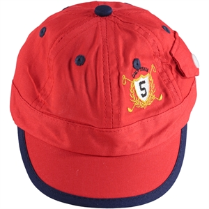 Kitti 0-18 Months Baby Boy Red Cap Hat