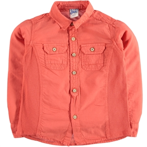 Civil Boys Coral Shirt Boy Ages 10-13