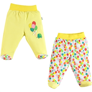 Babycool Baby girls 2-oh baby, booty single child 3-12 months Yellow