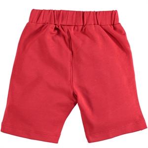 Kujju Baby Boy 6-18 Months Red Capri (2)