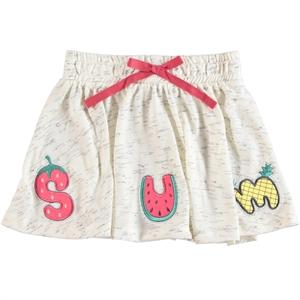 Cvl Girl Skirt Ecru 2-5 Years