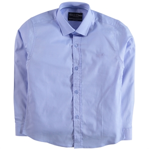 Civil Class Blue Shirt Boy Age 10-13