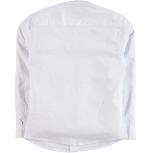 Civil Class White Shirt Boy The Ages Of 10-13 (2)