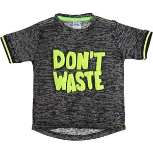 Civil Boys Boy T-Shirt Age 6-9 Black