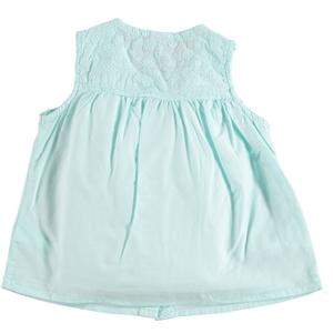 Civil Girls Mint Green Shirt Boy Girl Age 6-9 (2)